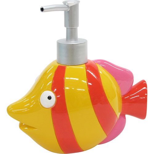 Fish Tails Bath Collection by Allure Home Creation, items sold separately