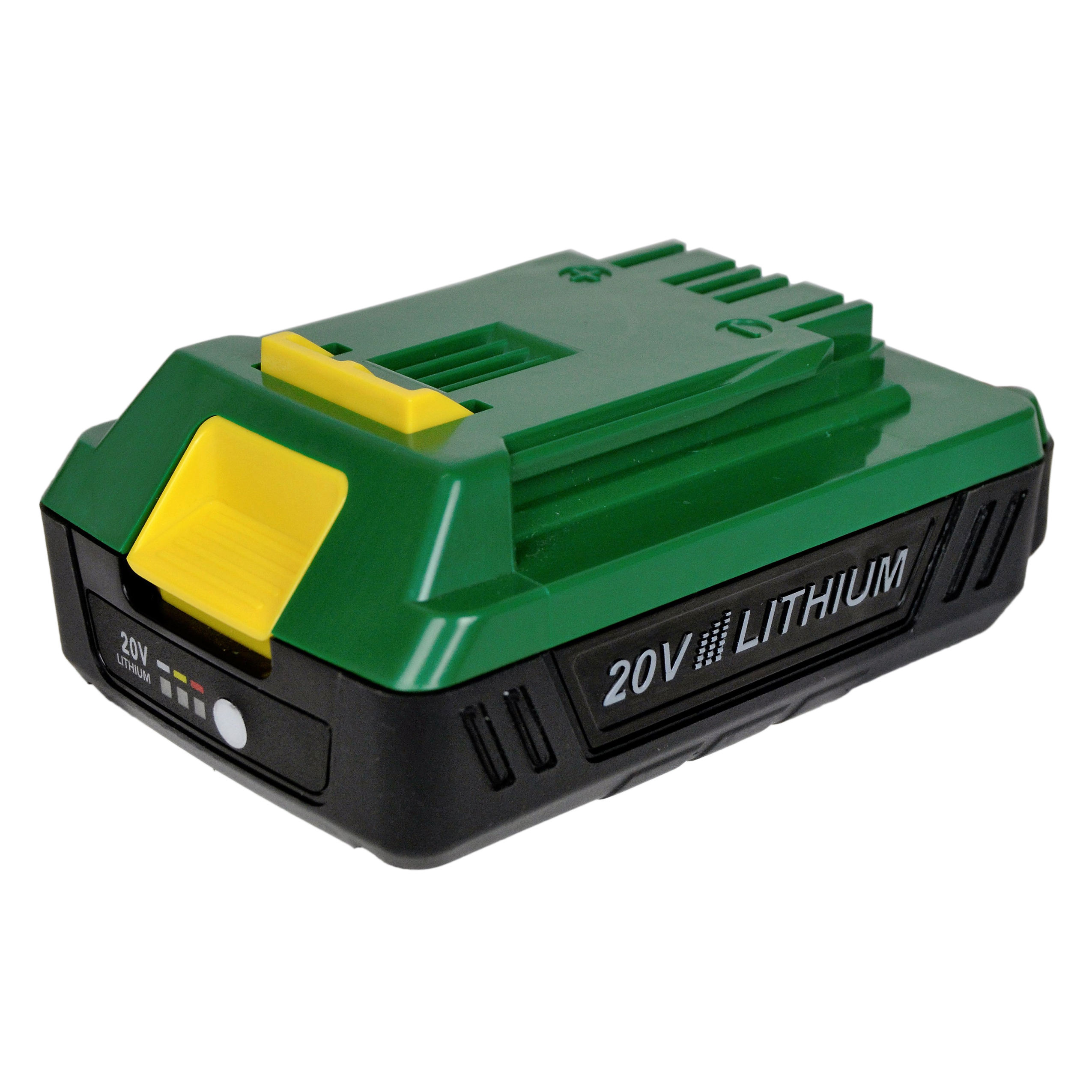 Weed Eater WE20VRB 20V Volt Lithium-Ion Battery Pack 967600101