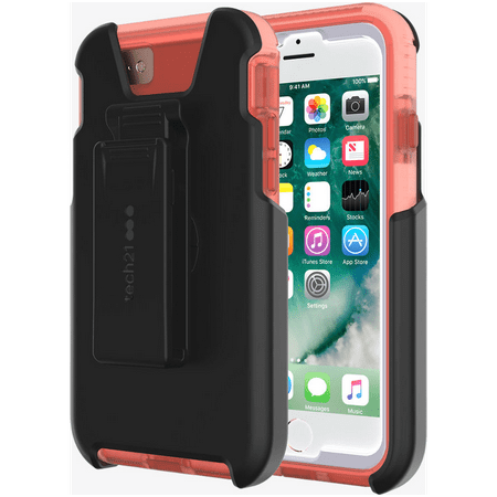 Tech21 Evo Tactical Extreme Edition Case and Holster for iPhone 7 -