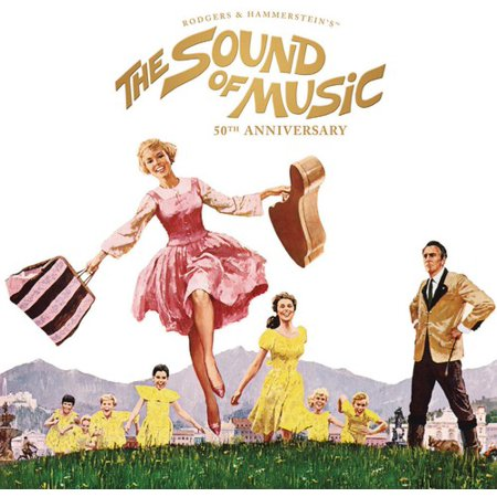 The Sound of Music (50th Anniversary) Soundtrack for $<!---->