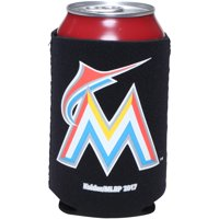 Miami Marlins Collapsible Can Cooler - No Size