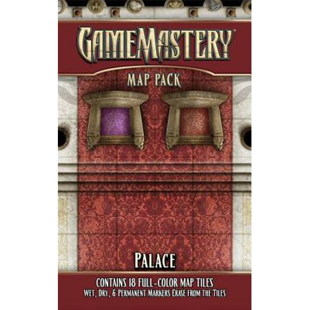 Gamemastery Map Pack (Gamemastery Flip Map)