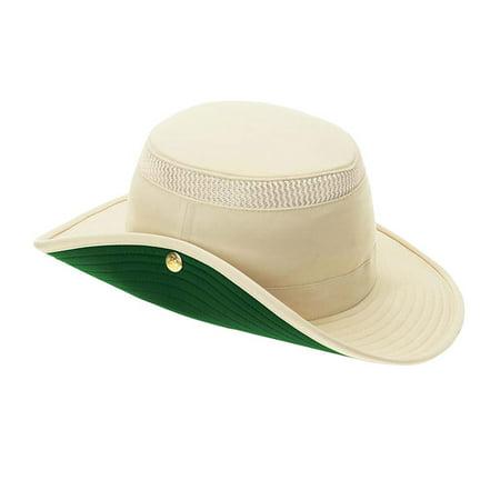 f0c70f67b7fa9 Tilley Size 7 1 2 or 23 1 2 in. Unisex LTM3 Lightweight Airflow Snap-Up  Brim Hat