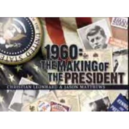 1960 - The Making of the President Lightly Used (1960 The Making Of The President Game)