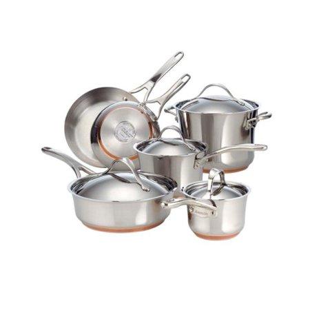 Anolon 10-Piece Cookware Set (Anolon Cookware)