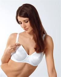 Anita 5068 Underwire Maternity Drop Cup Smooth Nursing Bra White Various Size