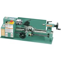 "Grizzly Industrial G8688 7"" x 12"" Mini Metal Lathe"