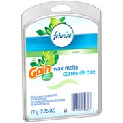 Febreze Wax Melts Gain Original Air Freshener, 2.75 oz