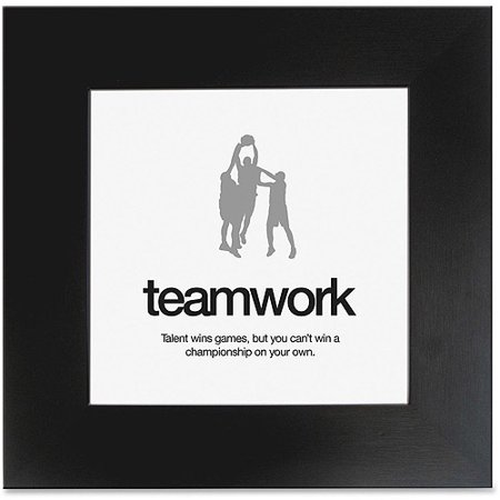 Aurora Products Teamwork Motivational Poster