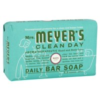 Mrs. Meyer's Clean Day - Bar Soap - Basil - 5.3 oz