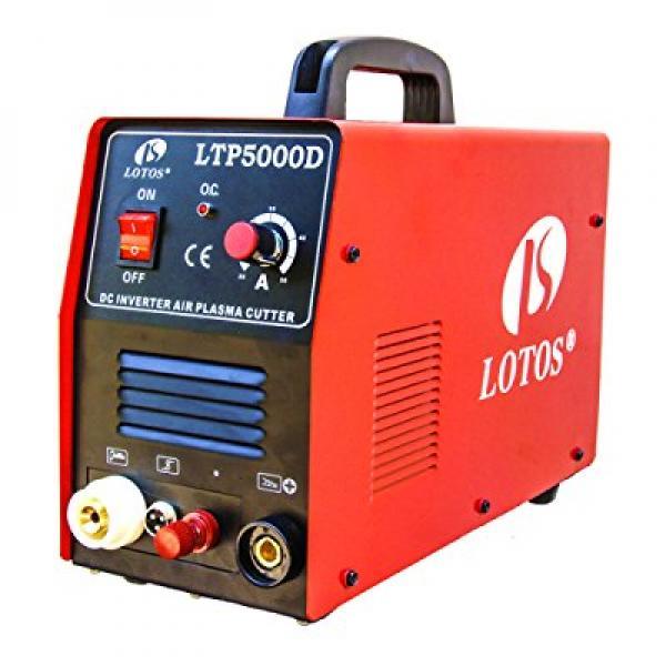 Lotos LTP5000D 50Amp Non-Touch Pilot Arc Plasma Cutter, D...