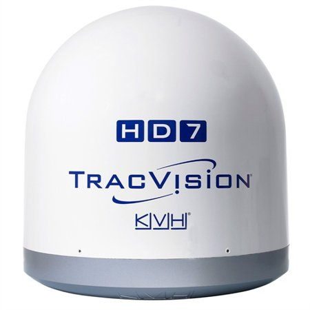 Kvh Industries Tracvision Hd7 Empty Dome Baseplate Complete Assembl 01 0290 02Sl