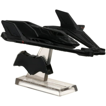 Hot Wheels Diecast 1:64 Scale Bat Wing Vehicle