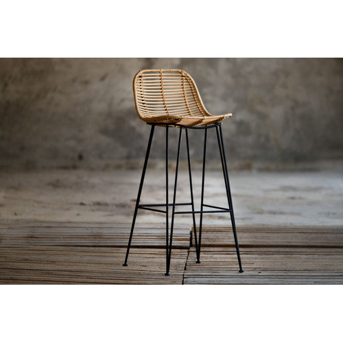 Antique Revival August Bar Stool (Set of 2)