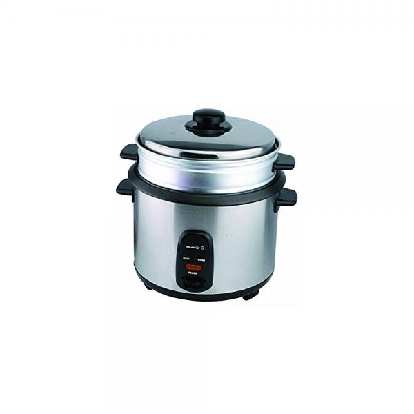 Saachi RC100 5 Cup Automatic Rice Cooker (Uncooked) with ...