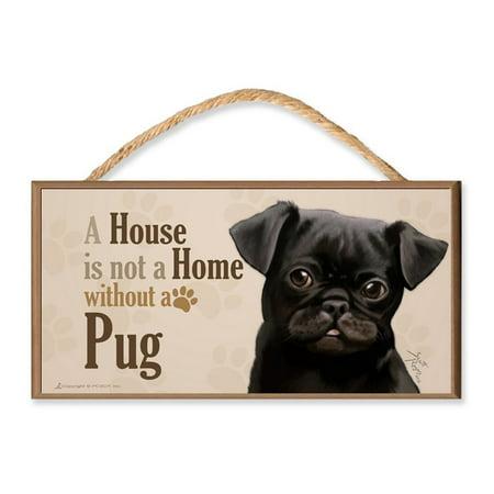 Pug (black) v3