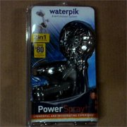 Best Power Showers - 8+1 Dual Power Spray Shower Head Silver Review