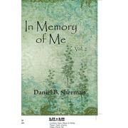 In Memory of Me: Vol. 2 (Paperback)