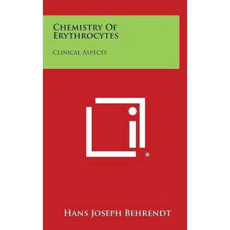 Chemistry of Erythrocytes : Clinical Aspects