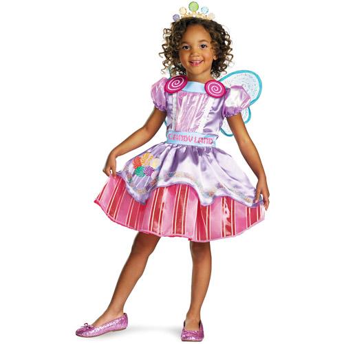 Candyland Deluxe Toddler Halloween Costume