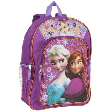 6ed6e91e23df Fast Forward Disney Frozen Anna & Elsa Backpack