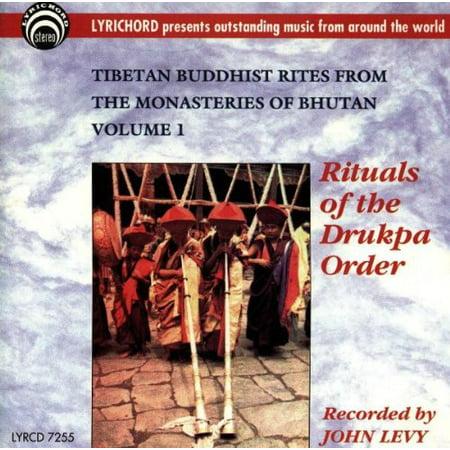 Tibetan Buddhist Rites from Bhutan 1 / Various