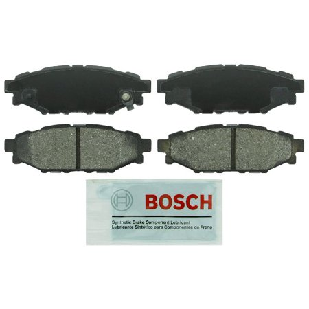 Go-Parts OE Replacement for 2005-2014 Subaru Outback Rear Disc Brake Pad Set for Subaru Outback (I Sport / Touring)