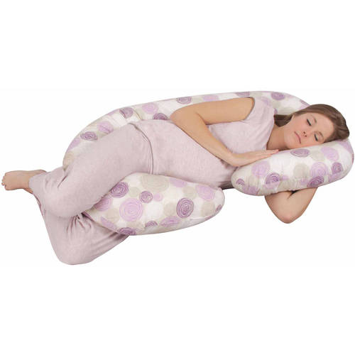 Leachco Sleeper Keeper Total Body Pillow (Your Choice of Color)