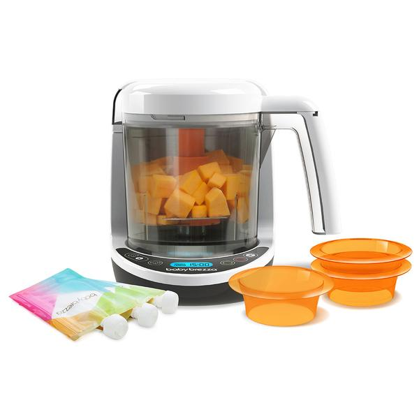 Baby Brezza Deluxe 2-in-1 Baby Food Maker
