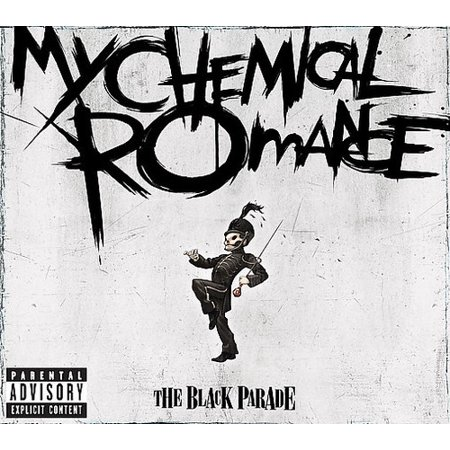 The Black Parade (CD) (explicit) for $<!---->