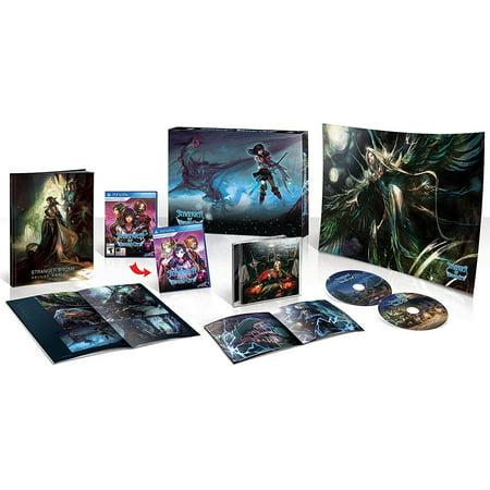 vita stranger of sword city: limited edition