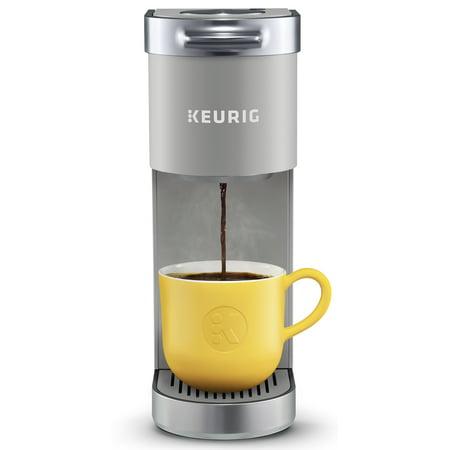 Keurig K-Mini Plus, Single Serve K-Cup Pod Coffee Maker, Studio Gray