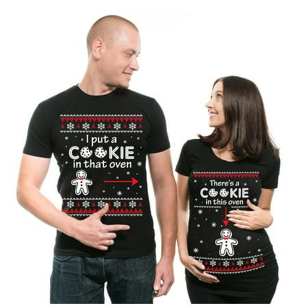 Christmas Maternity T Shirts
