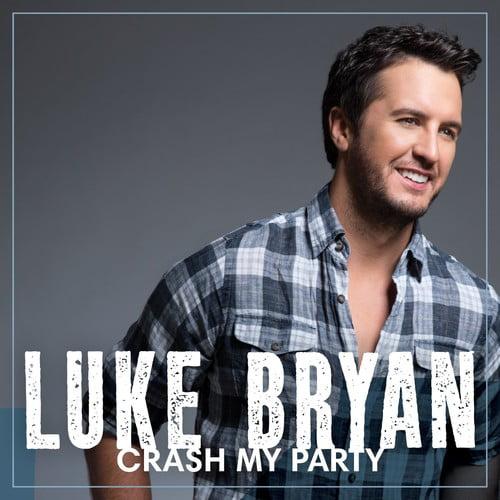 Luke Bryan - Crash My Party (CD)