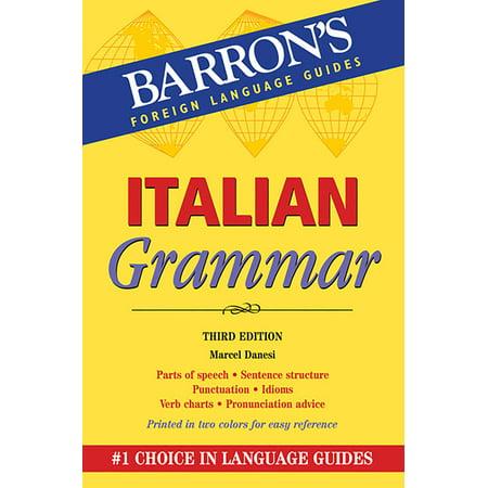 Grammar Series (Italian Grammar)