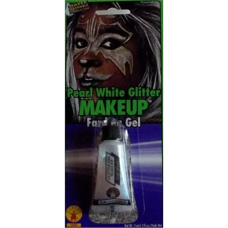 Halloween Costumes For A Group Of Three (Deluxe Pearl White Glitter 0.5 Ounce Tube Halloween Costume)