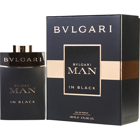 Bvlgari Black Spray - Bvlgari 17889924 Man In Black By Bvlgari Eau De Parfum Spray 5 Oz