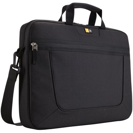 "Case Logic 3201492 15.6"" Top-loading Primary Laptop Briefcase"