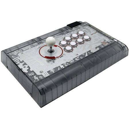 Hori Fighting Stick 360 - Qanba Q2-ps4-01 Crystal Joystick