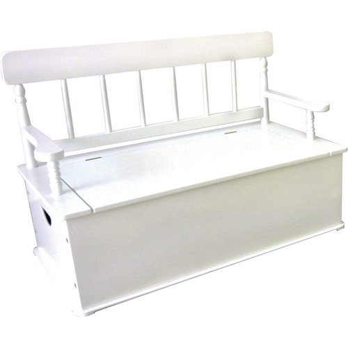 Levels of Discovery Simply Classic Children's Storage Bench