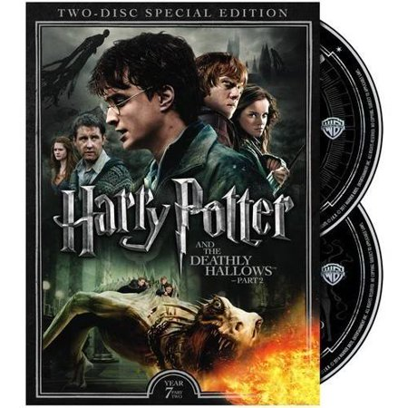 Harry Potter An The Deathly Hallow  Part Ii
