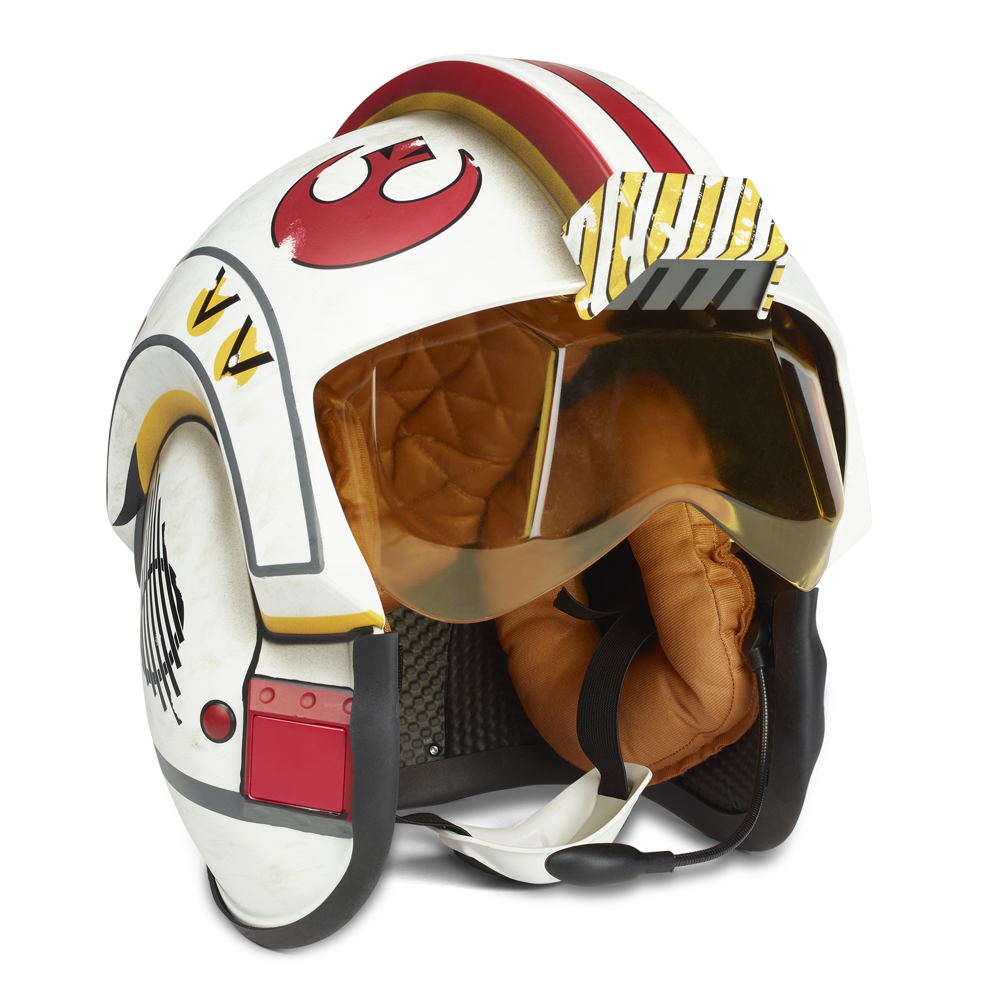 Star Wars The Black Series Luke Skywalker Battle Simulation Helmet by Hasbro Inc.