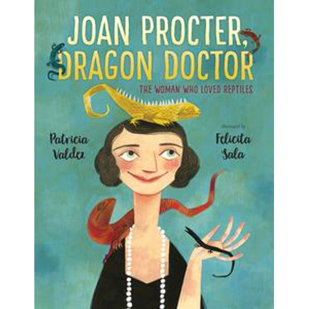 Joan Procter, Dragon Doctor - eBook (The Woman The Child And The Dragon)