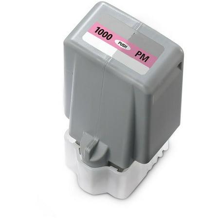Compatible inkjet cartridge for Canon PFI-1000PM - photo magenta - Inkjet Photo Magenta
