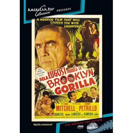 Bela Lugosi Meets a Brooklyn Gorilla (DVD)