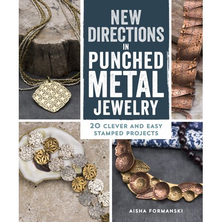 New Directions in Punched Metal Jewelry : 20 Clever and Easy Stamped - Easy Alcoholic Halloween Punch