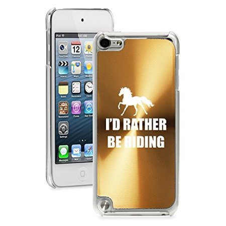 For Apple iPod Touch 5th / 6th Generation Hard Back Case Cover I