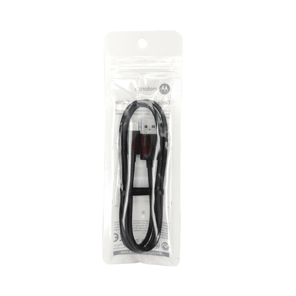 Motorola OEM 3 3ft SKN6473A USB-A to USB-C data/charging cable for Moto X4,  Z Force/Play/Droid, Z2 Force/Play, Z3, Z3 Play, G7, G7 Play, G7 Plus, G7