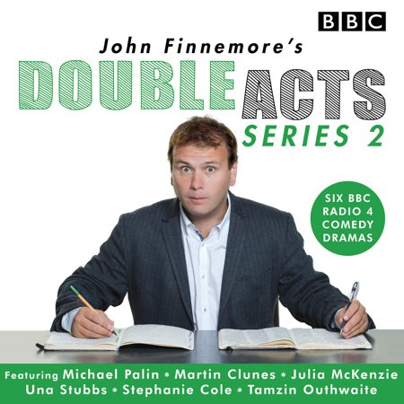 John Finnemore's Double Acts: Series 2 - Audiobook](Famous Double Acts For Halloween)