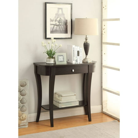 Newport Console - Convenience Concepts Newport Entryway Console Table, Multiple Finishes